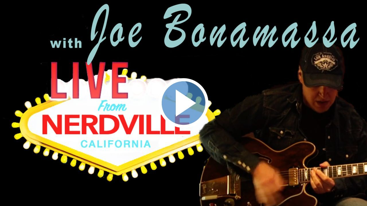 a4711fba7 Live From Nerdville - Trailer   All Guitar Network